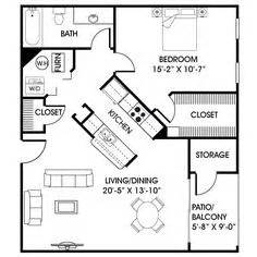 24 x 24 mother in law quarters plan with laundry room