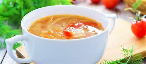Detox Cabbage Soup Calories by 5 Detox Soups Fitness Republic