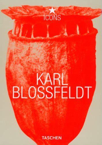 karl blossfeldt taschen icons series by karl blossfeldt