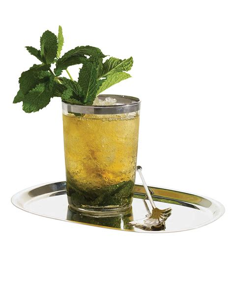 mint julep cocktail mint julep
