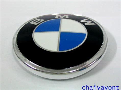 bmw vintage logo trunk lid badge logo emblem oem auto vintage bmw