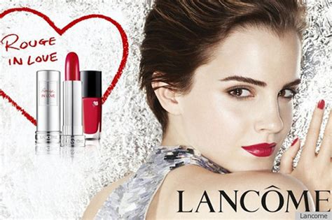 imagenes i love make up emma watson lancome ad will encourage teens to try