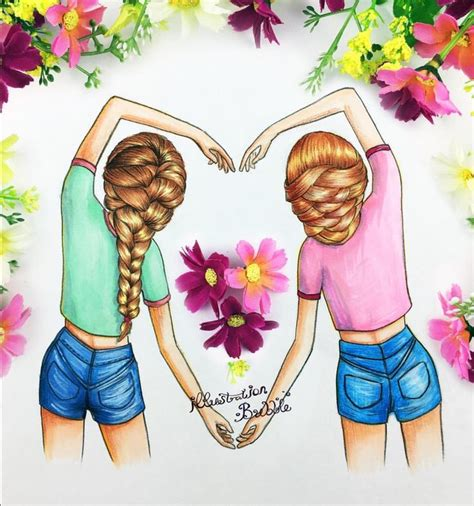 art friendship picture more detailed picture about best 17 best ideas about best drawing on pinterest best