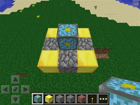 what pattern do you put the nether reactor in minecraft nether reactor pattern pe www imgkid com the