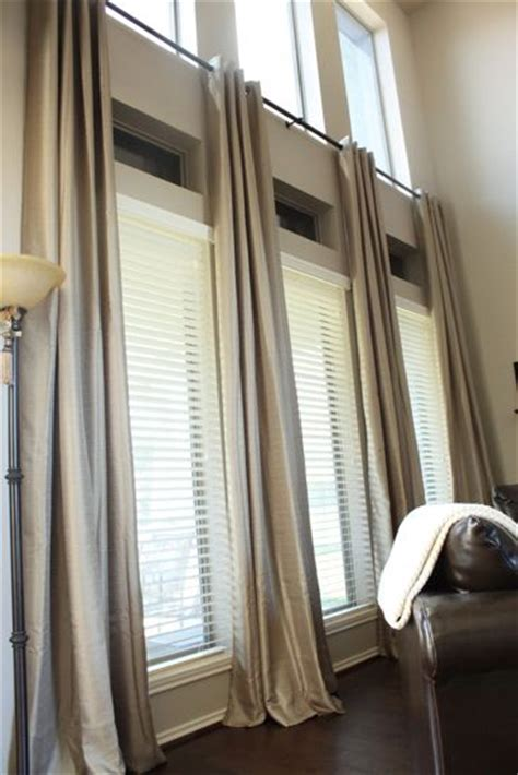 Hanging Curtains High And Wide Designs 25 Best Ideas About Curtains On Pinterest Curtains