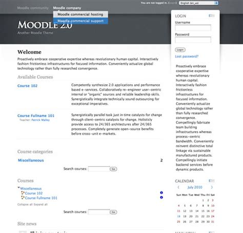moodle theme not updating moodle plugins directory fusion