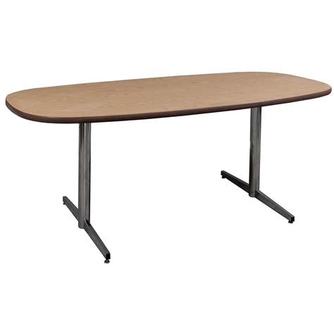 72 x 36 desk used 36 215 72 laminate break room maple national