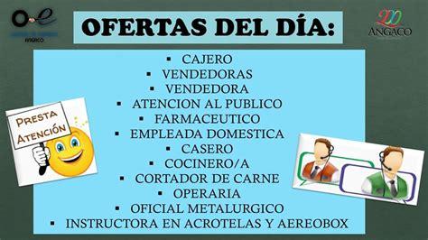 oferta empleo banco ofertas de empleo cajero bancos en argentina prestamos