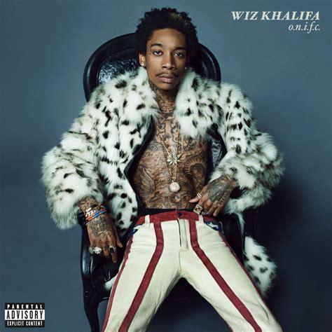 wiz khalifa wiz khalifa o n i f c album cover track list hiphop n more