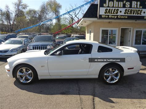 2007 Ford Mustang Coupe by 2007 Ford Mustang Coupe Sold 2007 Ford Mustang Coupe