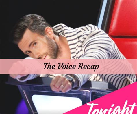 the voice recap usher goes country on blind auditions the voice recap 3 6 17 season 12 episode 4 quot blind
