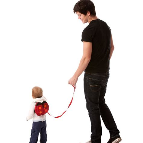 Tali Harness Untuk Belajar Jalan salahkah ibu bapa menggunakan abah abah demi keselamatan