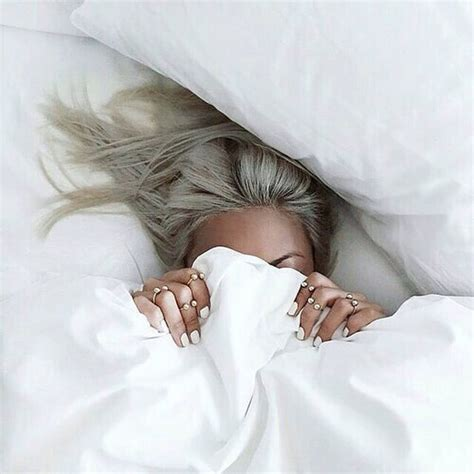 women in bed tumblr bed fashion girl hair hair color image 4009844 by