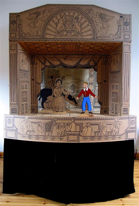 layout view show marionette 1000 images about toy theatre on pinterest theatres
