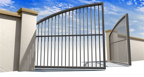 why electric gates nottingham are ideal for home security