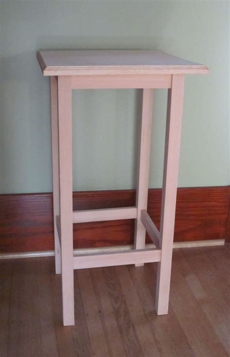 wood plant stand plans easy diy woodworking projects step  step   build wood work