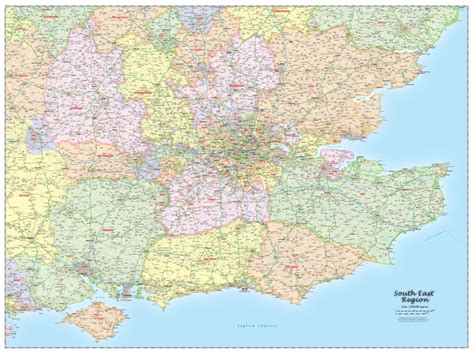 printable road map of southern england d south east england regional map political map graphics