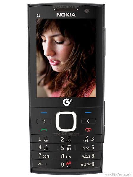 Hp Nokia X 5 Terbaru nokia x5 td scdma pictures official photos
