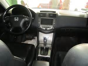 sold sharp honda accord 2007 model dc v6 leather seat