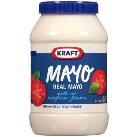 Kraft Real Mayo Mayonaise 354 Ml mayonnaise recipe dishmaps