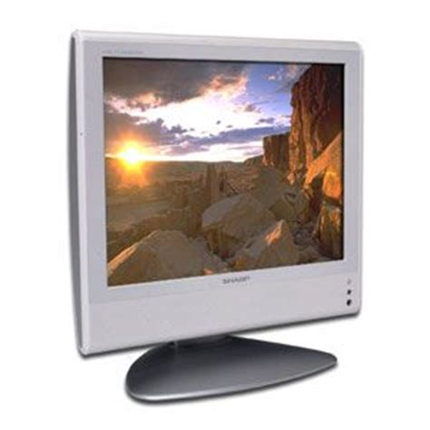 Tv Lcd Juc 15 buy the sharp 15 lcd tv at tigerdirect ca