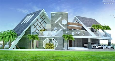 6000 sq ft house 6000 square feet double floor contemporary home design