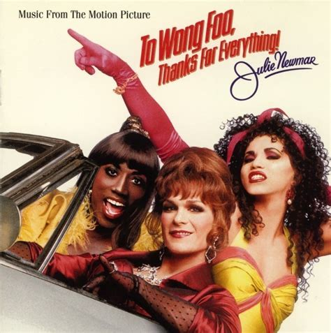 thanks for everything julie newmar to wong foo movie film music site to wong foo thanks for everything