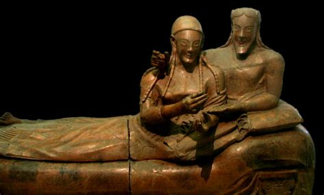 sarcophagus with reclining couple sarcophagus of the spouses wikipedia
