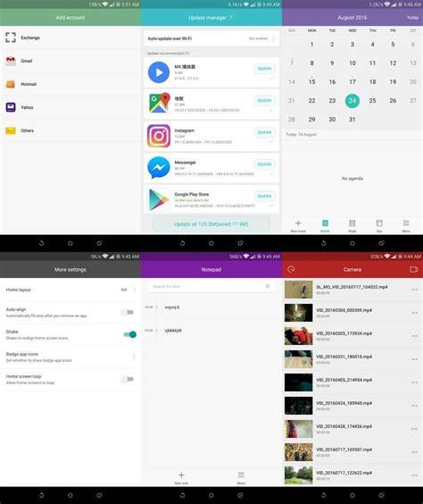 emui 3 1 themes material jak ustawić wygląd czystego androida w huawei download