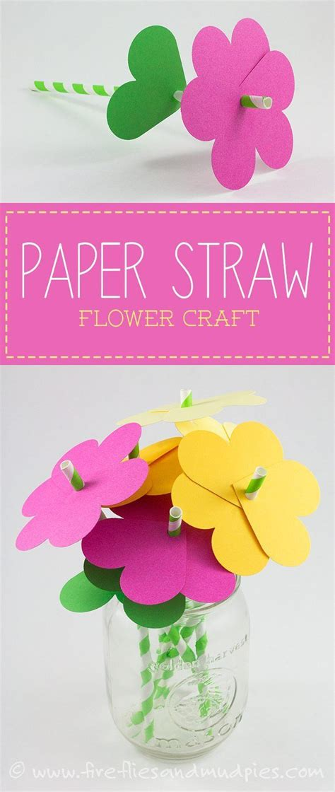 How Can We Make Flowers From Paper - 17 best ideas about lightning bug crafts on