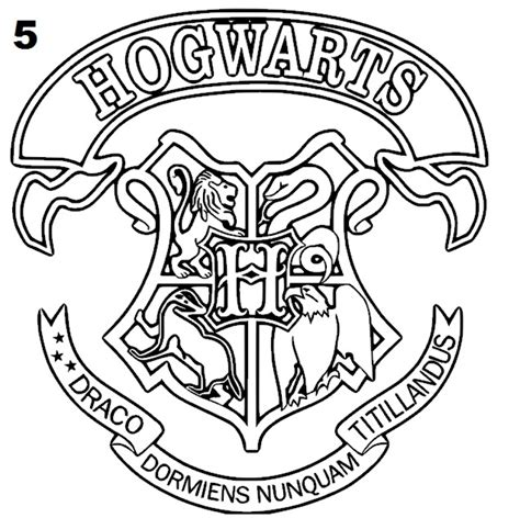 harry potter coloring book colored get this harry potter coloring pages for adults 31774