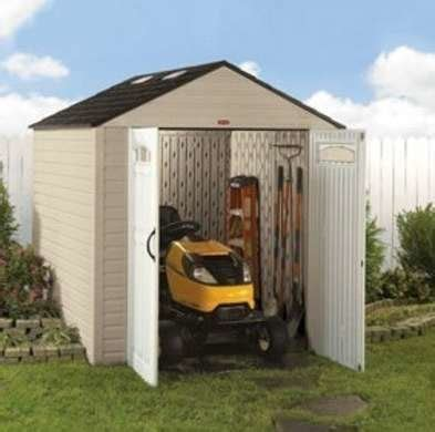 Big Max Storage Shed by Rubbermaid Big Max Outdoor Shed