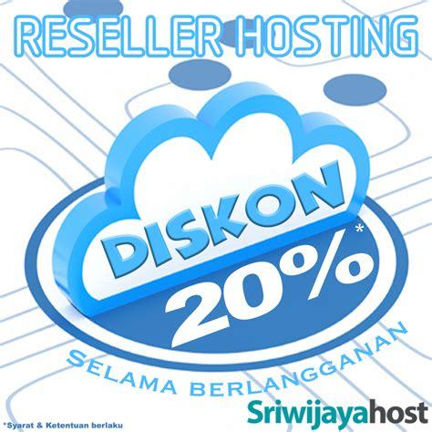 promo reseller hosting sriwijayahost