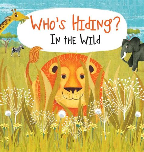 libro whos hiding who s hiding in the wild by kaitlyn diperna board book barnes noble 174