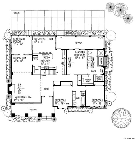 Luxury Spanish Bungalow Luxury Bungalow Floor Plans Executive Bungalow House Plans