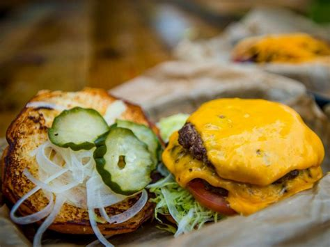Backyard Burger Catering Knoxville Best Family Friendly Restaurants Food Network