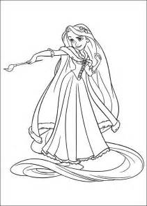 rapunzel coloring pages princess rapunzel tangled disney coloring pages