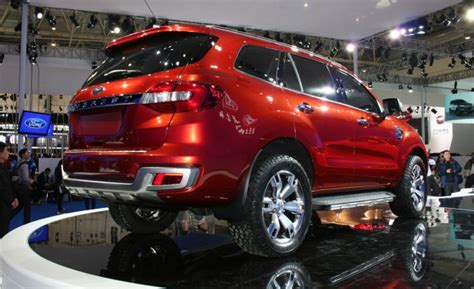 Outer All New Pajero Sport 2016 Model Sport Mb 002 ford to reveal its next generation everest on november 7