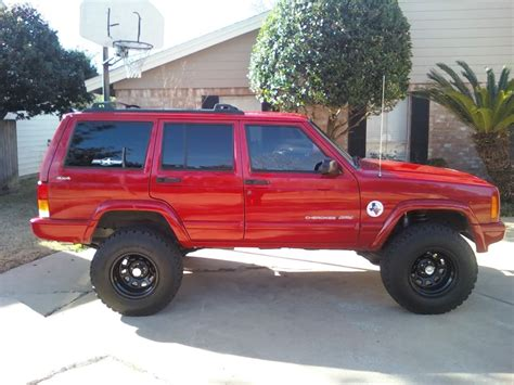jeep xj lifted xj lift tire setup thread page 12 jeep cherokee forum