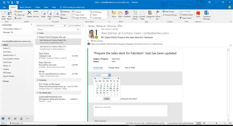 Office 365 Outlook As Read Microsoft Adds Third Notifications To Teams Activity