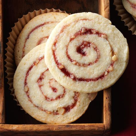 mandarin turkey pinwheels recipe taste of home raspberry nut pinwheels recipe taste of home