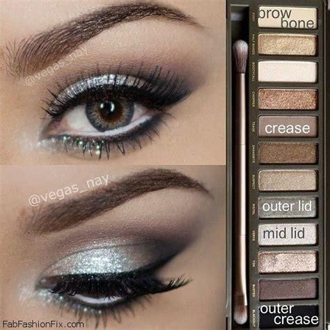 tutorial eyeliner silver how to do silver smokey eye makeup tutorial fab fashion fix