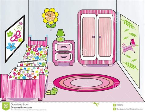 bedroom clipart picture of a bedroom clipart clipartsgram com
