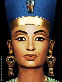 Lipstik Nefertiti bout makeup history of makeup
