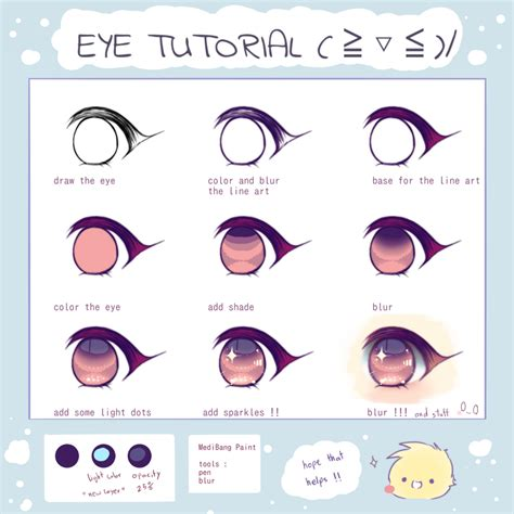 how to color eyes paint tool sai step by step coloring eye tutorial by antay6009 on deviantart