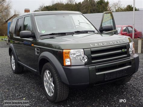 automobile air conditioning repair 2008 land rover discovery parental controls 2008 land rover discovery td 6 air suspension towbar car photo and specs