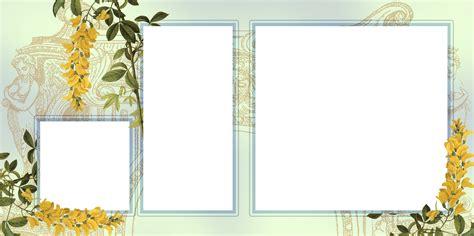 рамки из трех фото скачать
