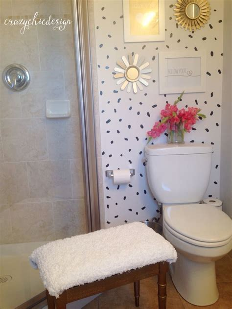 Bathroom Napkins by Update A Small Space With A Fresh And Trending Pattern