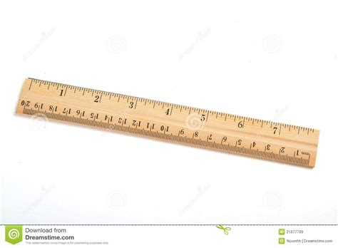 woodworking ruler a wood ruler royalty free stock images image 21677799