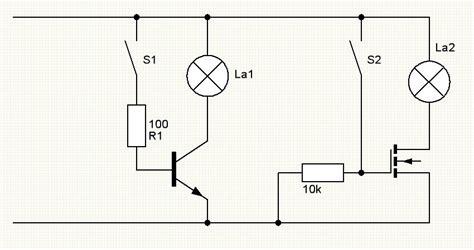 bipolar transistor vorwiderstand transistor durch fet ersetzen 28 images transistor schaltung analysieren elektronik forum